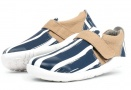 Bobux Aktiv Paint Shoe White Navy
