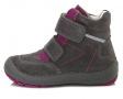 D.D step celoroční obuv 023-806 Dark grey