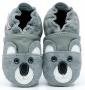 Kožené capáčky Fiorino - Koala  - užší model