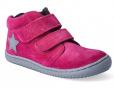 Filii barefoot - Chameleon velours pink fleece M