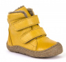Froddo G2110077-4 Yellow zimní obuv
