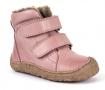 Froddo G2110077-6 Pink zimní obuv