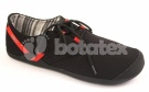 Xero Shoes Ipari Lena Black/Tango Red