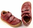 Filii barefoot - Leguan Nappa Textile Berry W