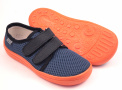 Beda Barefoot tenisky Mandarine