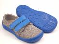 Beda  Barefoot tenisky Softshell Blue