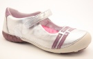 Dívčí balerínky D.D. step 026-47AM