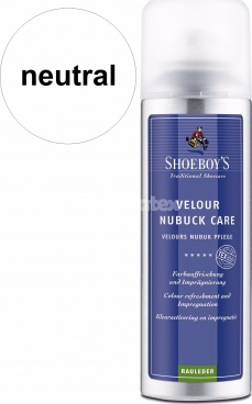 Zvětšit Velour Nubuck Care - výživa a impegnace sprej