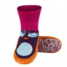 Zvětšit Dětské ponožkové papuče 532