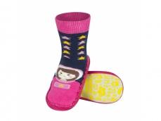 Zvětšit Dětské ponožkové papuče 98589A