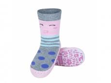 Zvětšit Dětské ponožkové papuče  98589B20