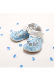 Zvětšit Baby Bare Shoes IO Snowflakes