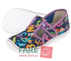 Zvětšit Fare bare dětské papuče 5102491