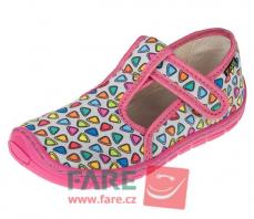 Zvětšit Fare bare dětské papuče 5102461