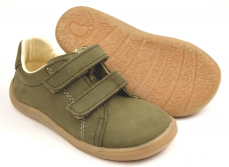 Baby Bare Shoes Febo Spring Khaki
