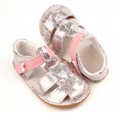 Zvětšit Ef Barefoot sandálky Silver