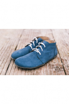 BeLenka Grey Barefoot Deep Blue