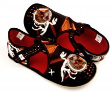 Zvětšit Ef barefoot 385 Czarny Trex