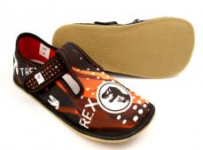 Zvětšit Ef barefoot 395 Trex Black