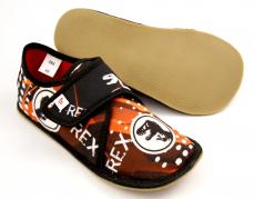 Zvětšit Ef barefoot 394 Trex Black