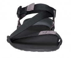 Xero Shoes Womens Z-Trek Coal Black
