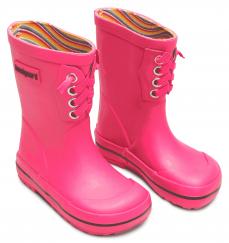 Zvětšit Bundgaard Classic Rubber Boots Lace Raspberry