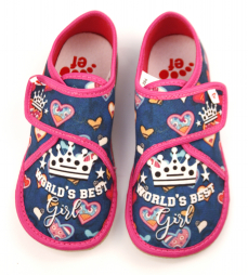 Ef barefoot 394 World Girl