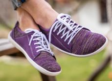 Zvětšit Barefoot tenisky Be Lenka Ace - Purple