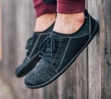 Zvětšit Barefoot tenisky Be Lenka Ace - All Black