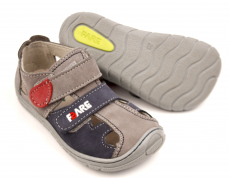 Zvětšit Fare Bare kožené sandály 5161261
