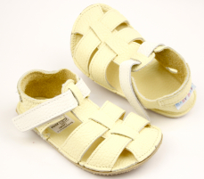 Baby Bare Shoes Canary - Sandals New 2020