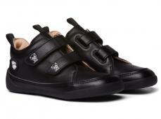 Zvětšit Affenzahn Leather sneaker Black Panther - Triple Black