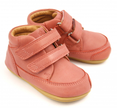 Bundgard Prewalker II velcro Soft Rose