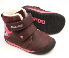 Zvětšit D.D. step zimní Barefoot 070-90A
