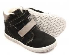 Zvětšit Jonap Barefoot zimní B4SV černá šedá
