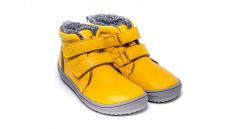BeLenka Kids Winter Barefoot Yellow