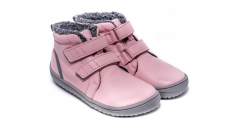 BeLenka Kids Winter Barefoot Pink