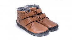 BeLenka Kids Winter Barefoot Chocolate