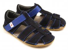 Zvětšit Ef Barefoot sandálky Tmavě modrá