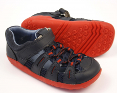 Bobux Summit Navy Red