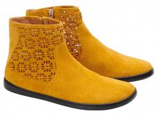 Zvětšit Zaqq Qylie Camel Dámská barefoot obuv