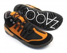 Zvětšit Zaqq Esqape Black Orange outdoorová obuv