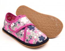Zvětšit Barefoot papuče Ef 394 Kwiaty Fluo