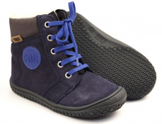 Filii barefoot - Everest TEX velours Ocean