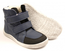 Zvětšit Baby Bare Shoes Febo Winter Navy Asfaltico