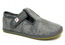 Zvětšit Barefoot papuče Ef 395 Popiel