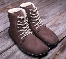 Zvětšit BeLenka Winter Barefoot Chocolate