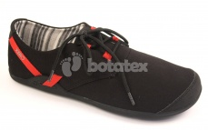 Zvětšit Xero Shoes Ipari Lena Black/Tango Red