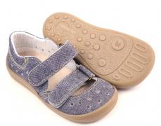 Zvětšit Beda  Boty barefoot sandály riflové