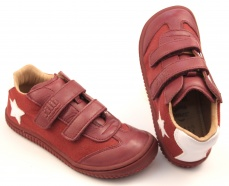 Zvětšit Filii barefoot - Leguan Nappa Textile Berry M